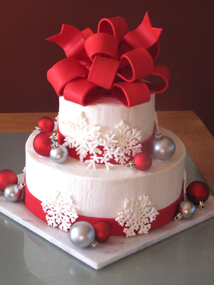 Cool Christmas Cake Amazing Cake Ideas