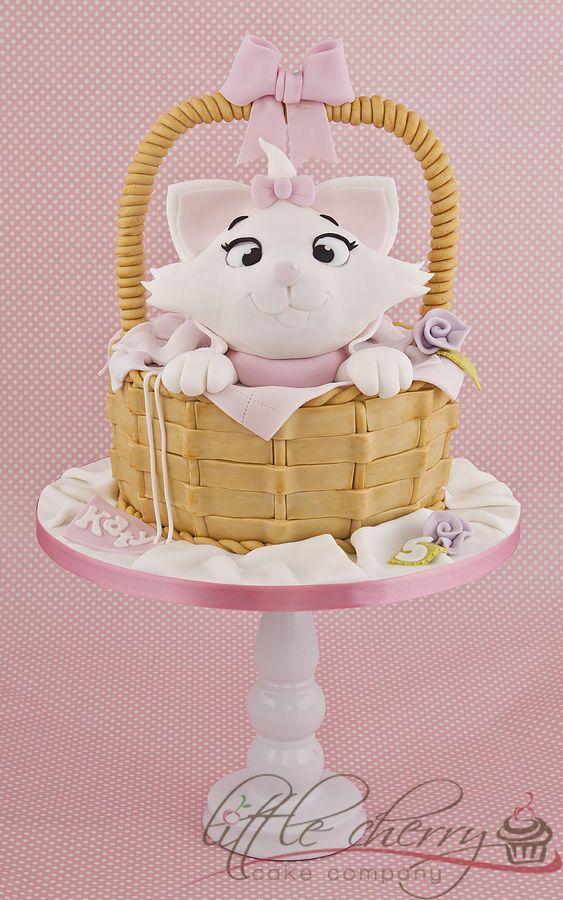 Image result for adorable kitten cake