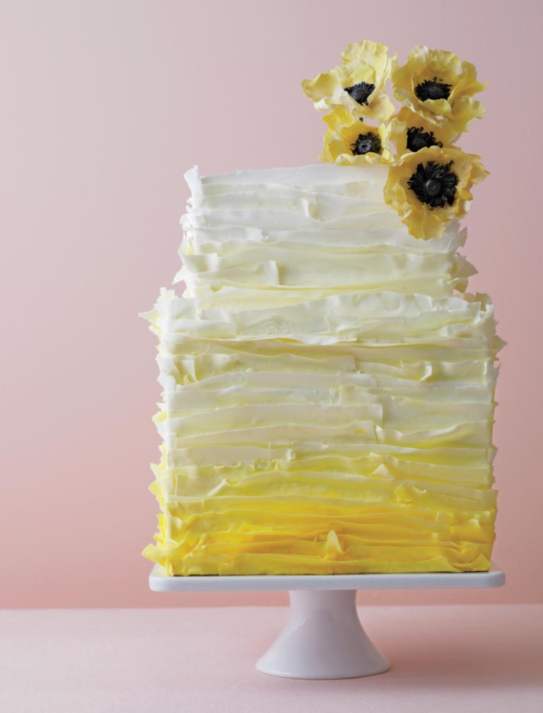 Ombre Effect - Amazing Cake Ideas