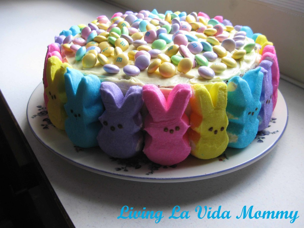 Peep Cake for Peeps :)