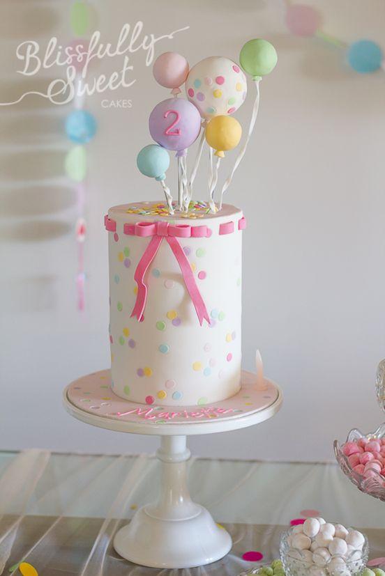 Pretty Birthday Cake Amazing Cake Ideas