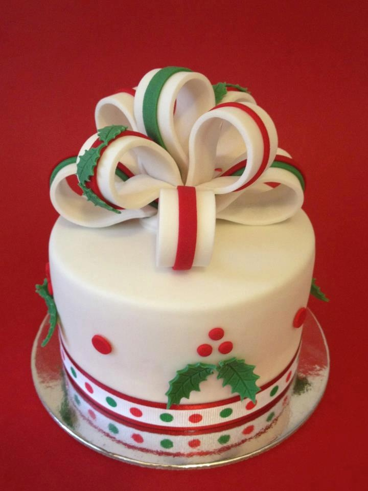 25 Super Cute Christmas Cakes - Page 25 of 25