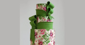 Tied With a Bow Cake