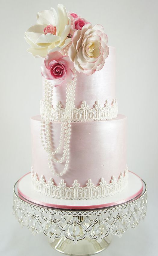Truly Beautiful Cake