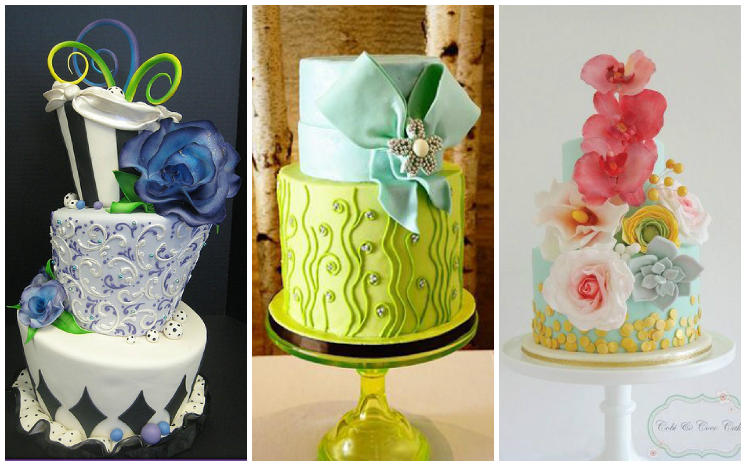 20 Extraordinary And Fantastic Cakes