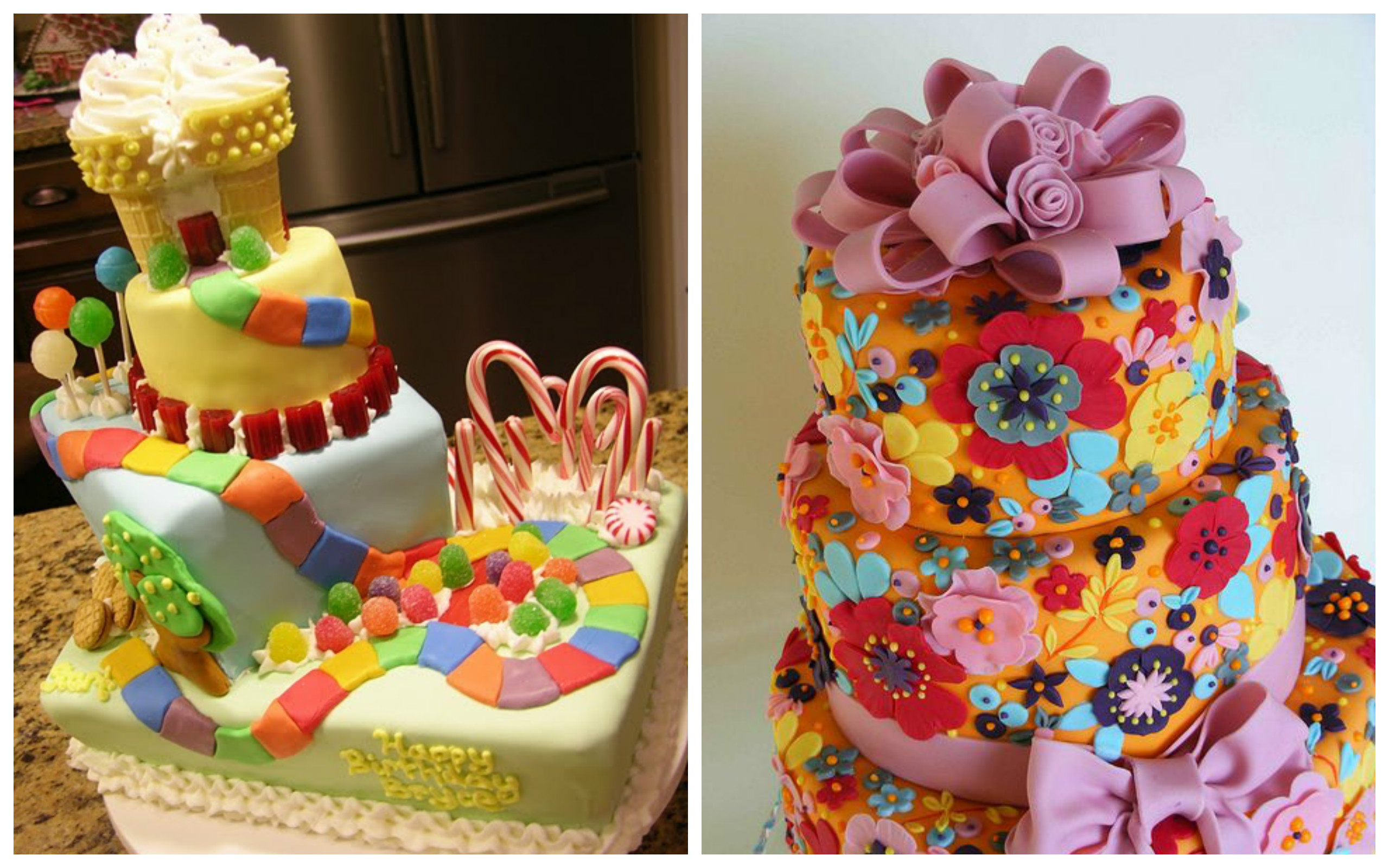 Cake Design Catalogue : 20+ Super Fantastic Cakes Catalog