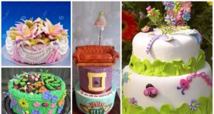 25+ Best Cake Designs Ever