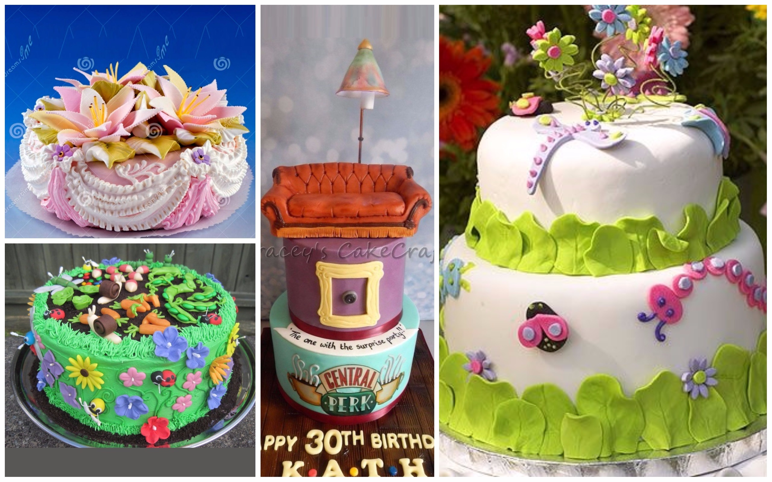 25 Best Cake Designs Ever