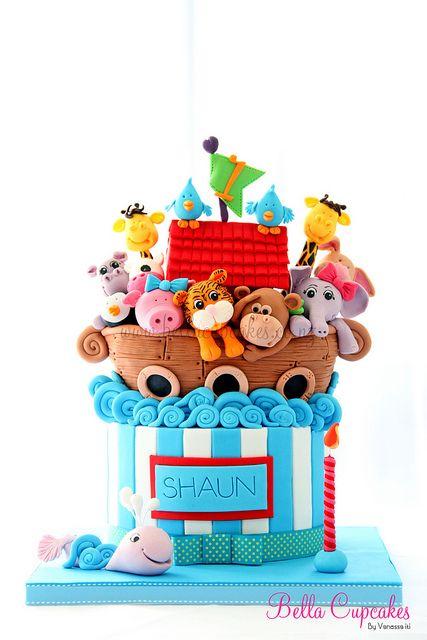 Adorable and Fun Cake