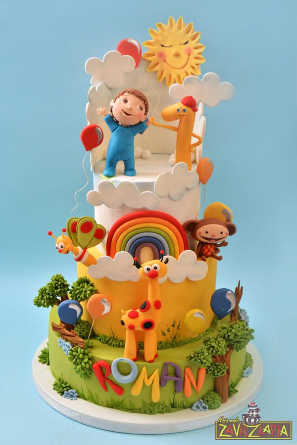 Cake Design Baby Tv : 15 Artistic and Legendary Cakes for any Occasions - Page 6 ...