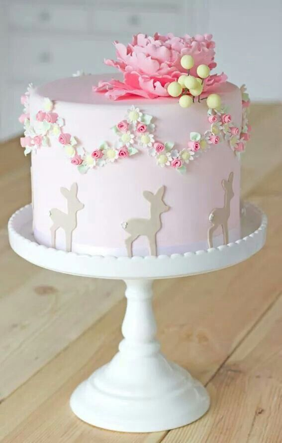 20 Simply The Most Beautiful Cakes Page 15 Of 20