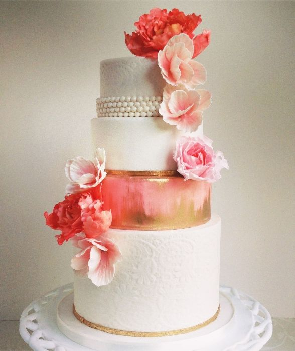 20 Stylish And Highly Fashionable Cakes Page 12 Of 24