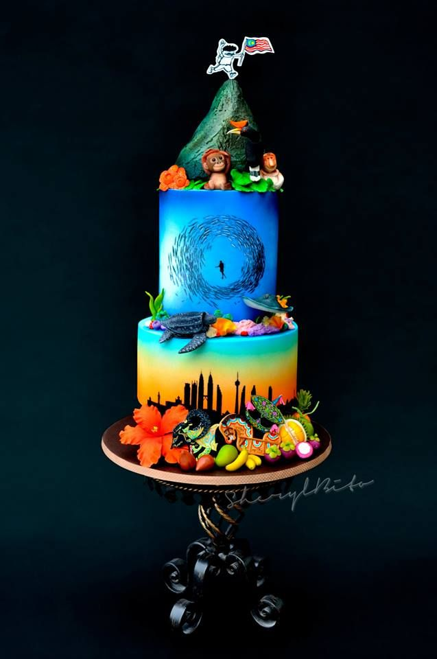 20 Nicest And Coolest Cakes