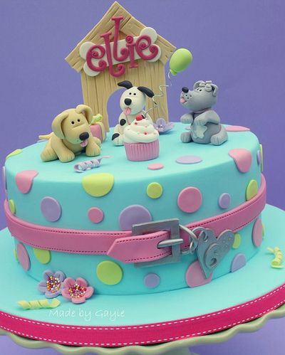dog bday cake top 20 cutest cakes for all ages page 12 of 68 3639