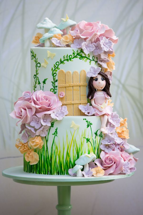 20 Simply the Most Beautiful Cakes - Page 17 of 20