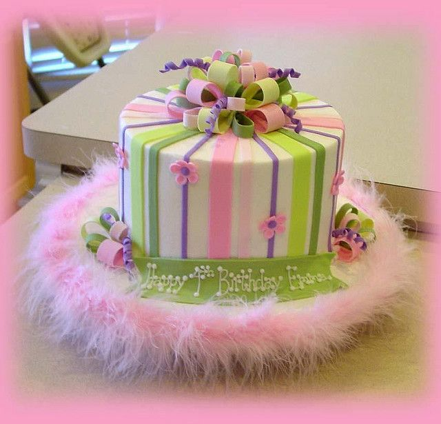 Girl Birthday Cake Amazing Cake Ideas