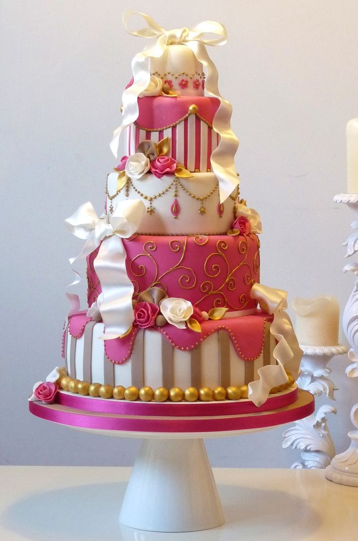 20 Professionally and Beautifully Designed Cakes - Page 16 ...