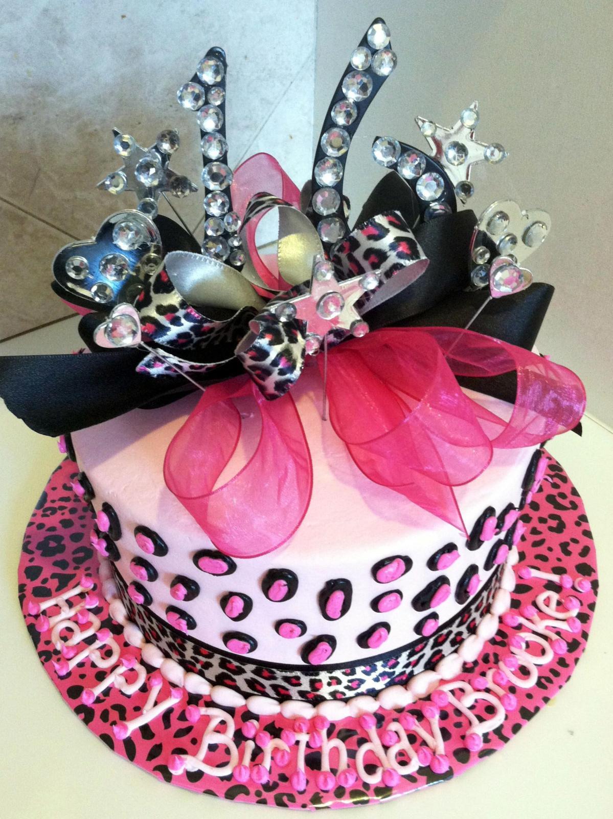 Amazing Th Birthday Cakes