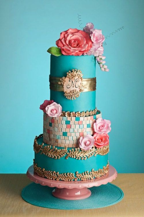 20 Super Elegant And Beautiful Cakes Page 13 Of 39