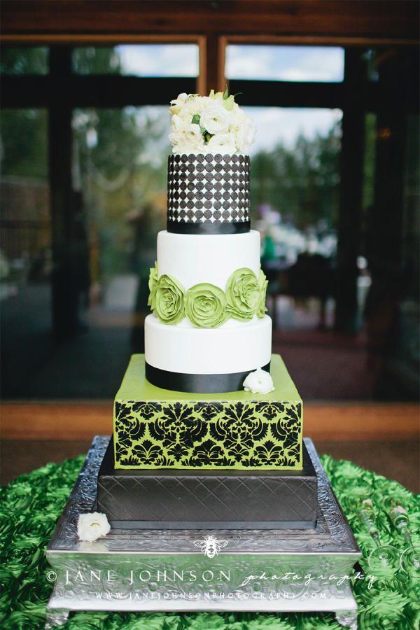 Modern Wedding Cake Recipes
