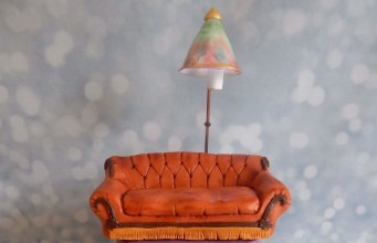 Pretty Chair Cake