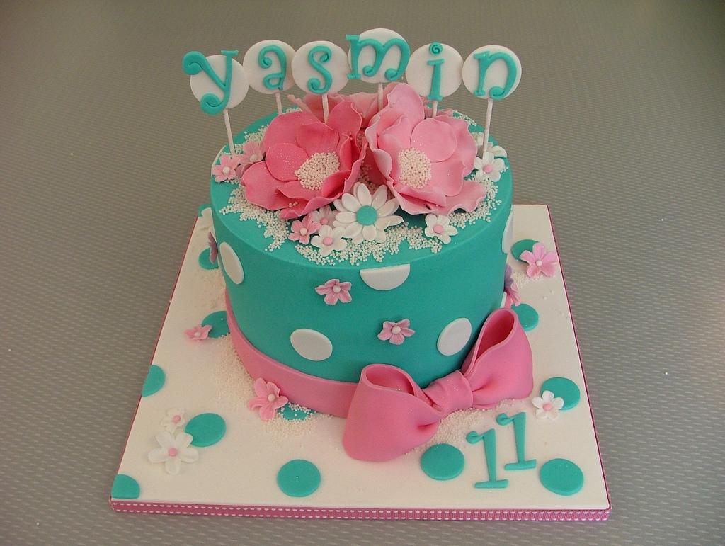 Pretty Flower Cake Amazing Cake Ideas
