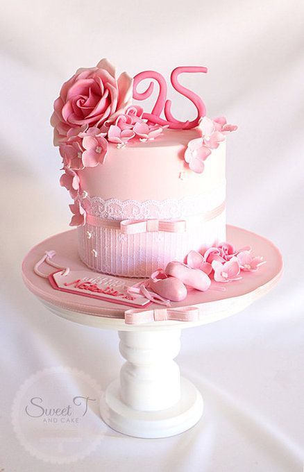 20 Simply the Most Beautiful Cakes