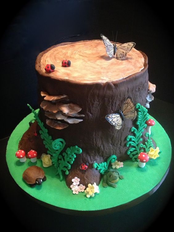 20 Cakes That Are So Captivating - Page 13 of 20