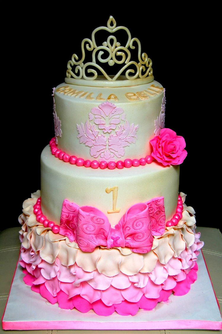 Royal Princess Cake Amazing Cake Ideas