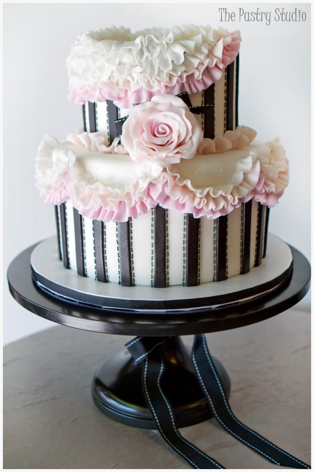 Stunning Cake by The Pastry Studio