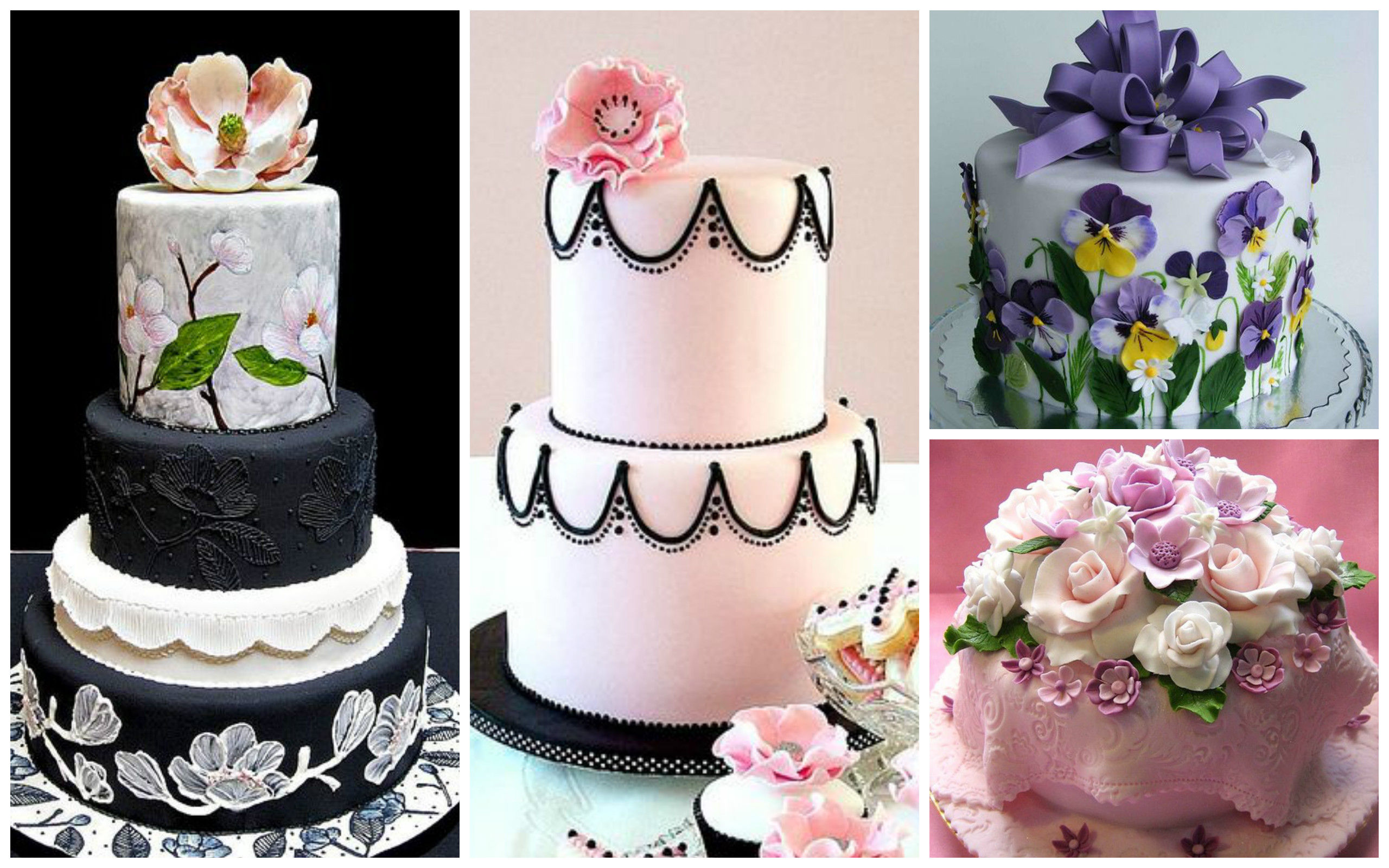 Cake Ideas For Competitions