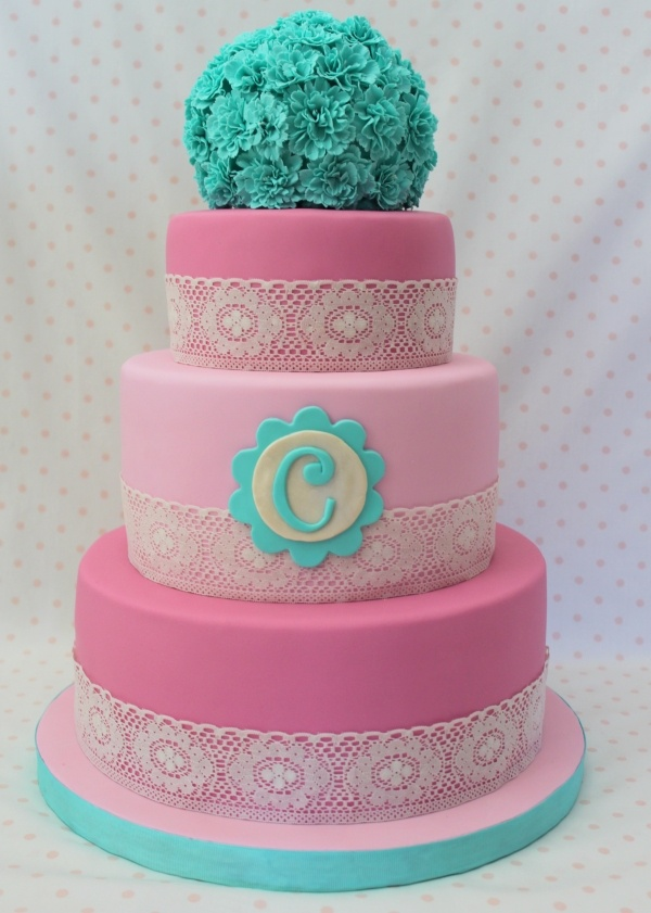 Awe Inspiring Vintage Shabby Chic Birthday Cake Amazing Cake Ideas Personalised Birthday Cards Cominlily Jamesorg