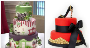 20 Adorable and Charming Cakes