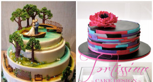 20+ Mind-Blowing Cake Designs