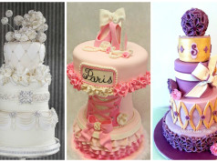 20+ Super Lovely and Beautiful Cakes