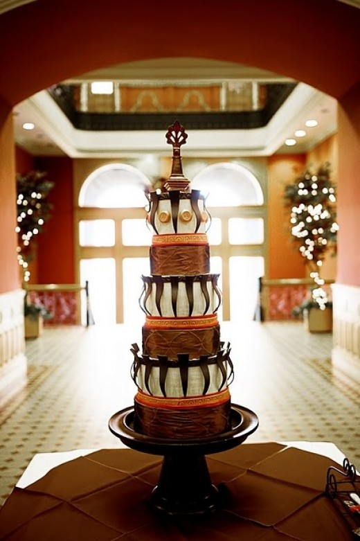 Balcony Cake