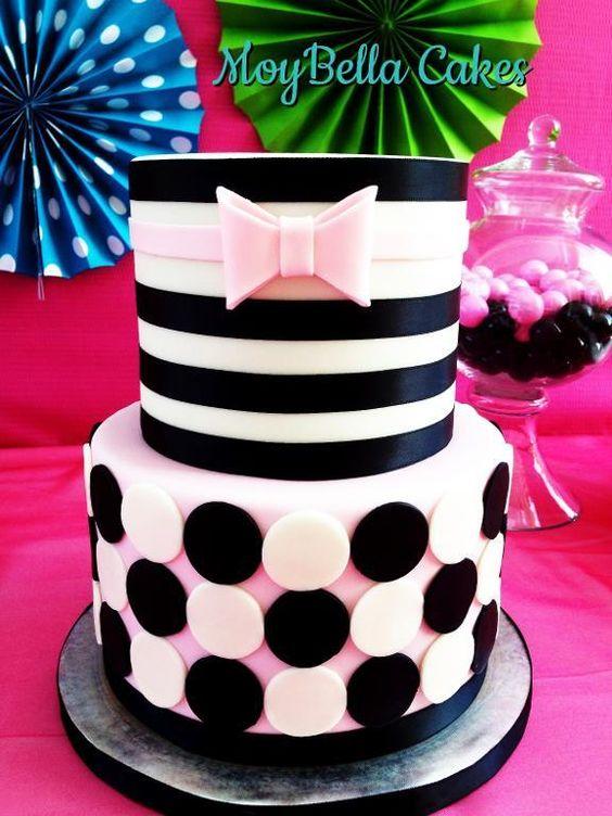 Clean Simple Cake Design Amazing Cake Ideas