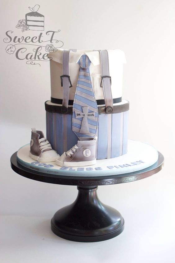 Cute Boy's Cake