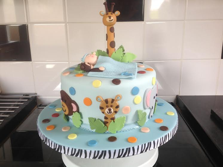 Cute Cake by Ann Ewers