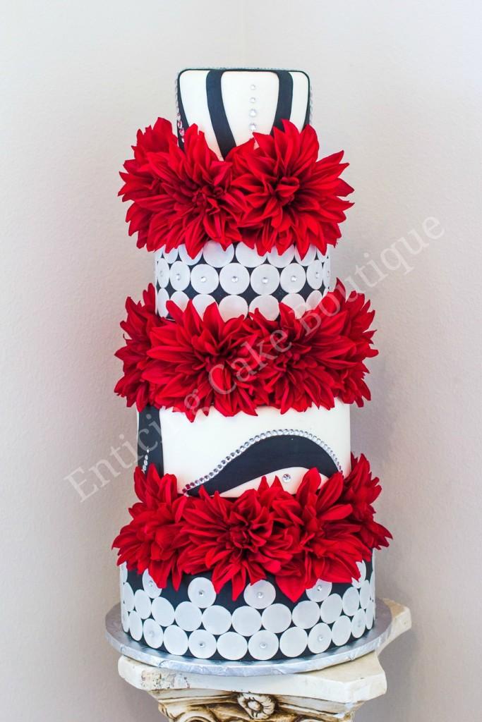 Enticing Cakes Designed By Elaine Duran