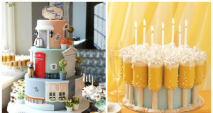 Extraordinary and Lovely Cakes