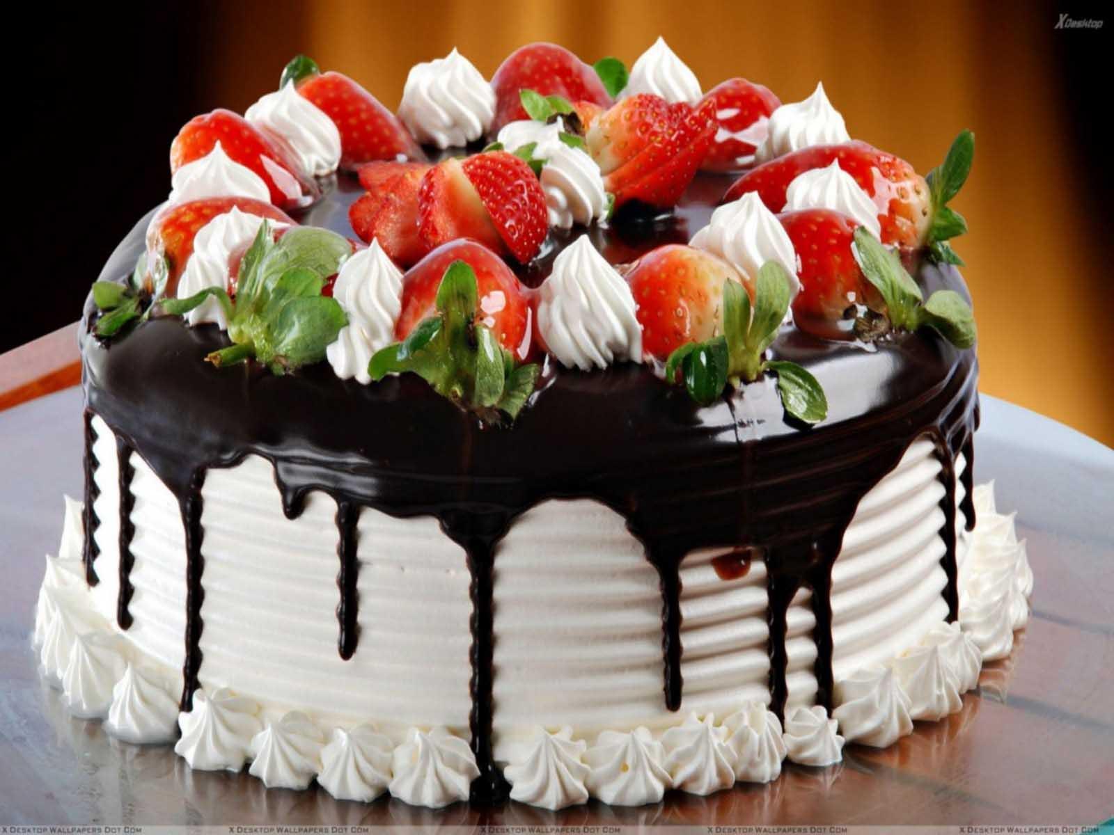Fruity Cake Amazing Cake Ideas