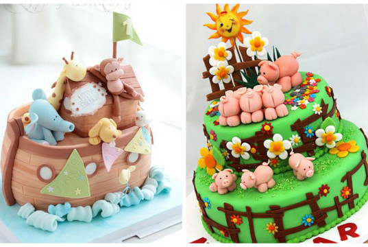 Lovely Cakes For Your Babies and Kids