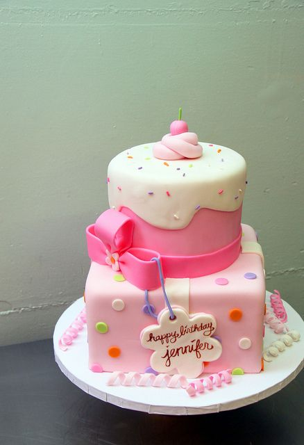 Pink Birthday Cake Amazing Cake Ideas