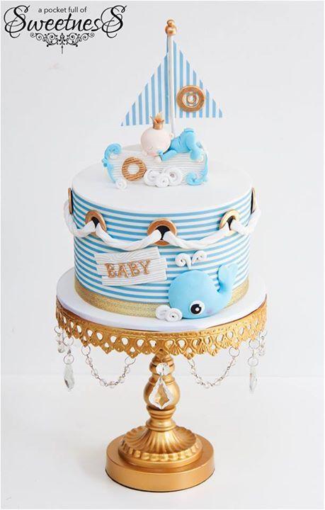 Pocket Full of Sweetness Cake