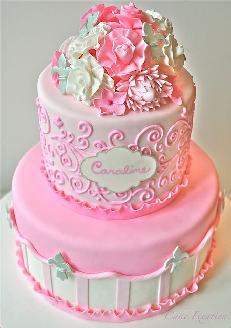 20+ Super Lovely and Beautiful Cakes - Page 12 of 21