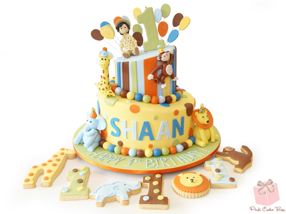 Surprising Safari Birthday Cake Amazing Cake Ideas Funny Birthday Cards Online Alyptdamsfinfo