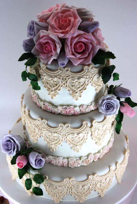 So Artistic Cake
