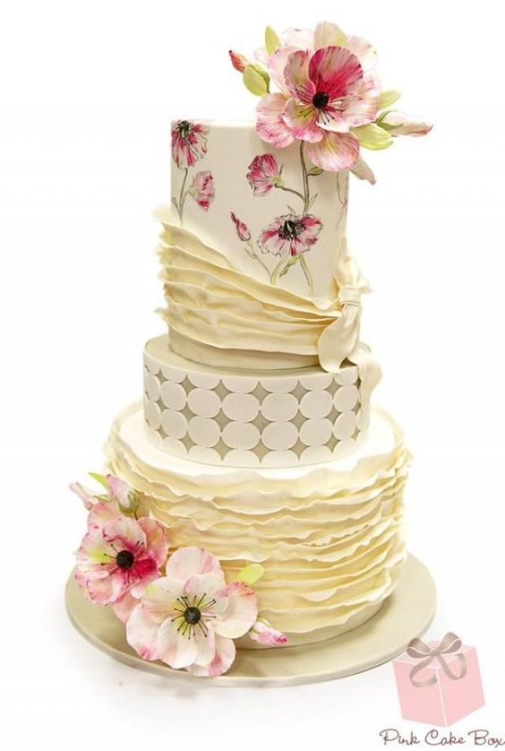 So Beautiful Cake