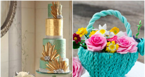 Top 20 Tremendously The Prettiest Cakes